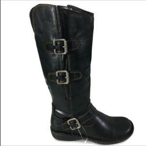 b.o.c by Born Black Boots Sz 6 Annarella